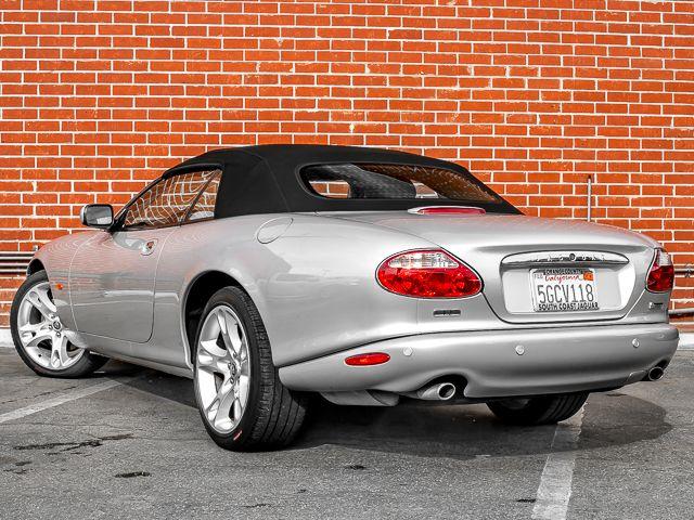2004 Jaguar XK8 Burbank, CA 8