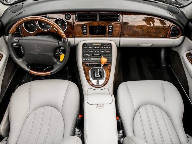 2004 Jaguar XK8 Burbank, CA 9
