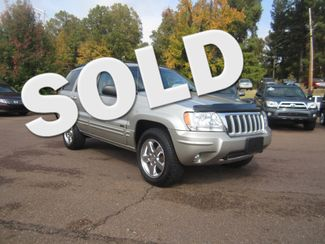 2004 Jeep Grand Cherokee Limited Batesville, Mississippi
