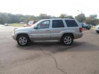 2004 Jeep Grand Cherokee Limited Batesville, Mississippi 2