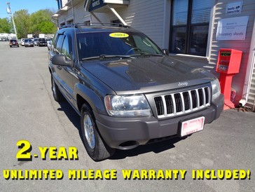 2004 Jeep Grand Cherokee Laredo in Brockport