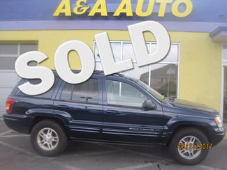 2004 Jeep Grand Cherokee Limited Englewood, Colorado
