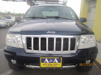2004 Jeep Grand Cherokee Limited Englewood, Colorado 2