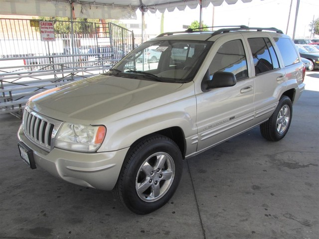 2004 Jeep Grand Cherokee Limited Please call or e-mail to check availability All of our vehicle