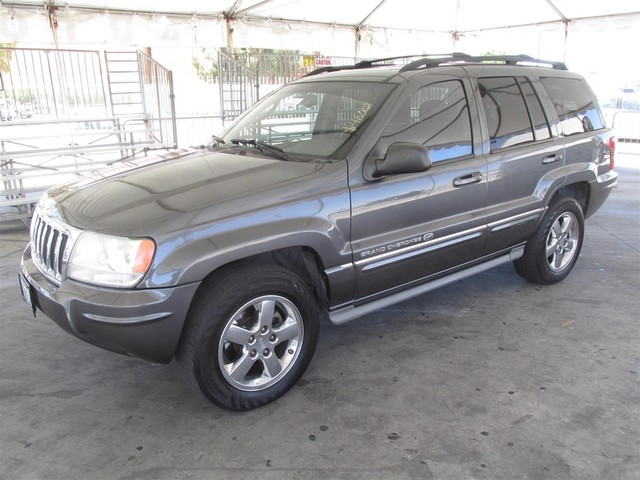 2004 Jeep Grand Cherokee Overland Please call or e-mail to check availability All of our vehicl