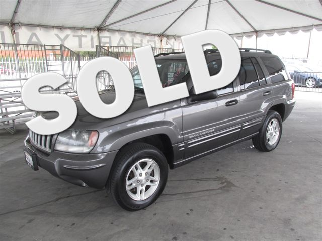 2004 Jeep Grand Cherokee Laredo Please call or e-mail to check availability All of our vehicles