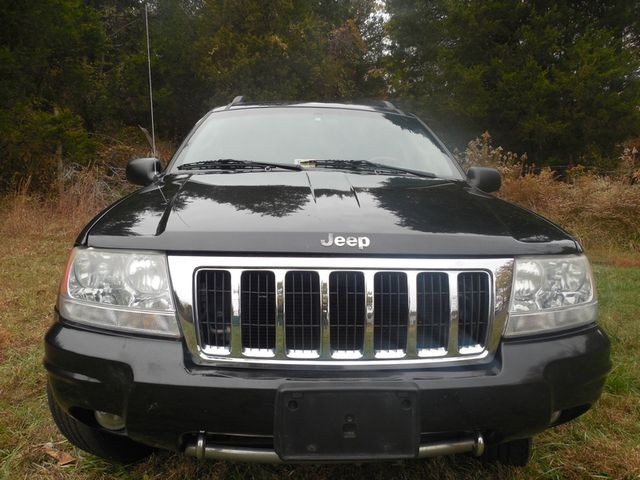 2004 Jeep Grand Cherokee Overland W/ Navigation Leesburg, Virginia 1