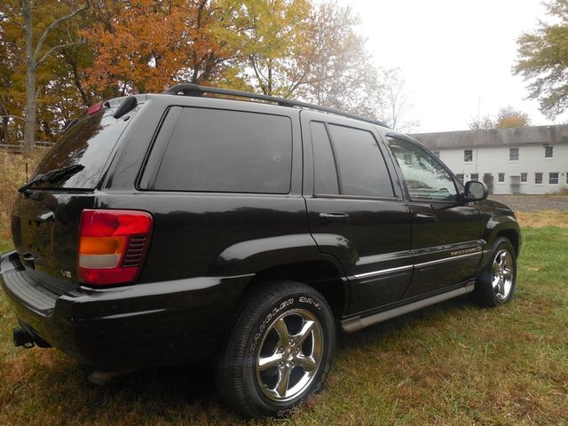 2004 Jeep Grand Cherokee Overland W/ Navigation Leesburg, Virginia 5