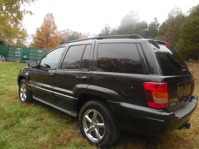 2004 Jeep Grand Cherokee Overland W/ Navigation Leesburg, Virginia 6