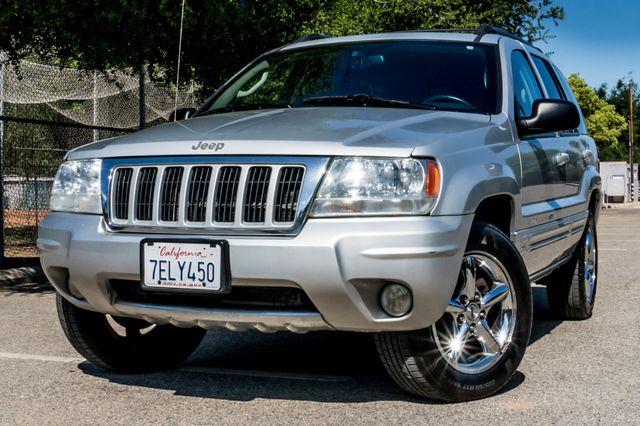 2004 Jeep Grand Cherokee Limited Reseda, CA 2