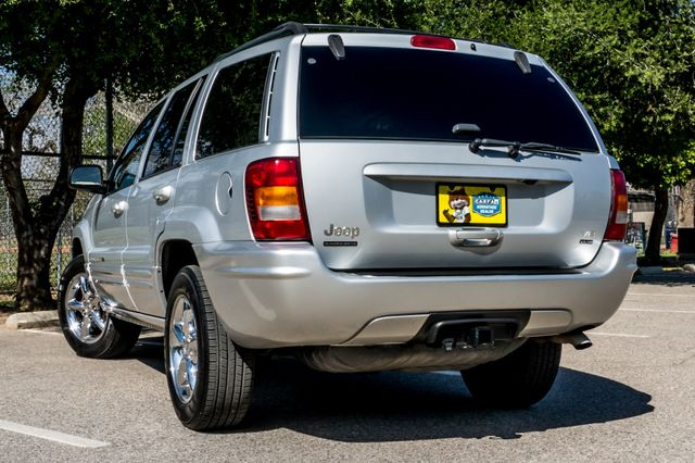 2004 Jeep Grand Cherokee Limited Reseda, CA 7