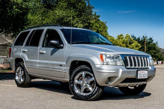2004 Jeep Grand Cherokee Limited Reseda, CA 3