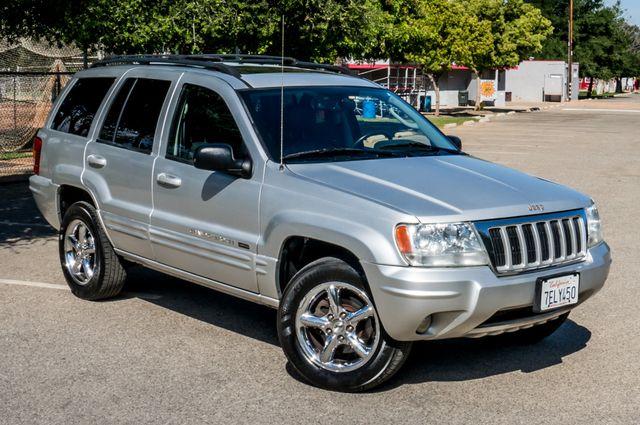 2004 Jeep Grand Cherokee Limited Reseda, CA 42
