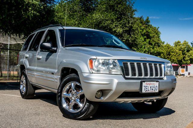 2004 Jeep Grand Cherokee Limited Reseda, CA 41
