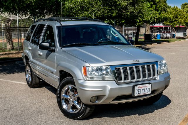 2004 Jeep Grand Cherokee Limited Reseda, CA 40