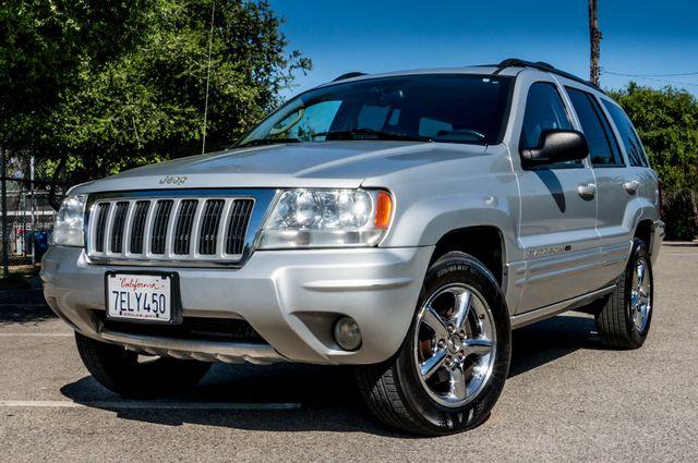2004 Jeep Grand Cherokee Limited Reseda, CA 38