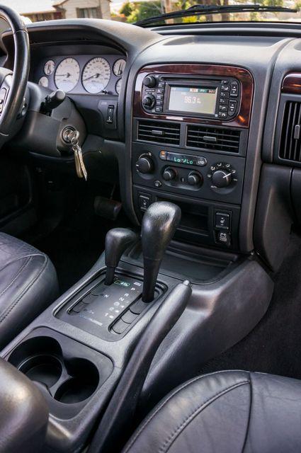 2004 Jeep Grand Cherokee Limited Reseda, CA 22