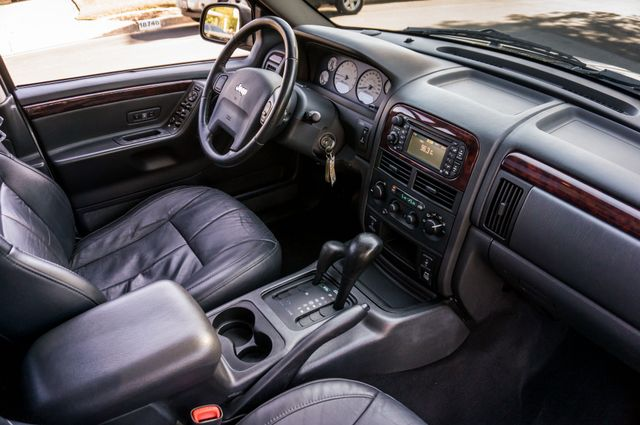 2004 Jeep Grand Cherokee Limited Reseda, CA 32