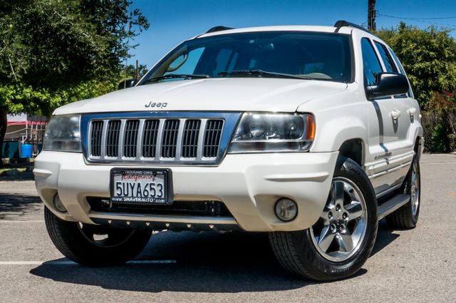 2004 Jeep Grand Cherokee Limited Reseda, CA 2