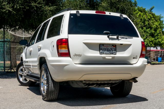 2004 Jeep Grand Cherokee Limited Reseda, CA 7