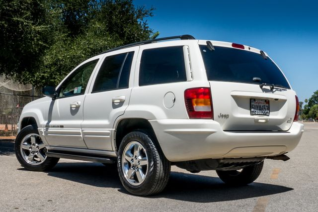 2004 Jeep Grand Cherokee Limited Reseda, CA 6