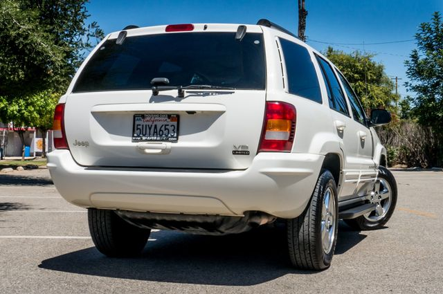 2004 Jeep Grand Cherokee Limited Reseda, CA 8
