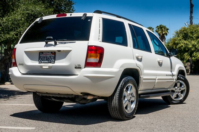 2004 Jeep Grand Cherokee Limited Reseda, CA 9