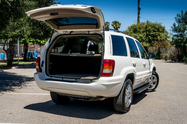 2004 Jeep Grand Cherokee Limited Reseda, CA 11