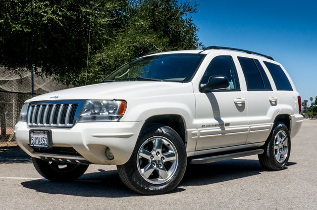 2004 Jeep Grand Cherokee Limited Reseda, CA 1