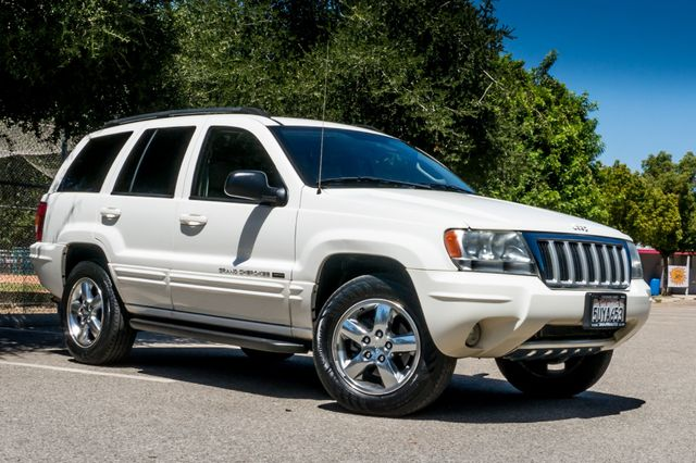 2004 Jeep Grand Cherokee Limited Reseda, CA 3
