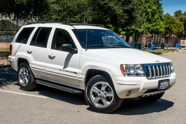 2004 Jeep Grand Cherokee Limited Reseda, CA 42