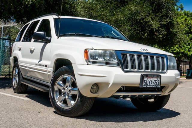 2004 Jeep Grand Cherokee Limited Reseda, CA 41