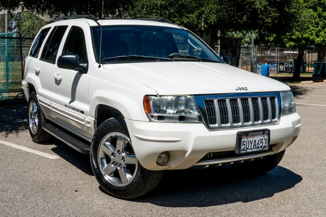 2004 Jeep Grand Cherokee Limited Reseda, CA 40