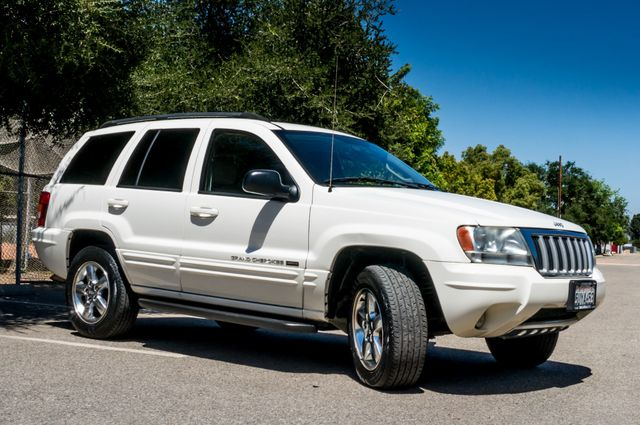 2004 Jeep Grand Cherokee Limited Reseda, CA 43