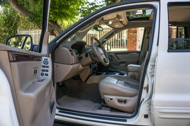 2004 Jeep Grand Cherokee Limited Reseda, CA 13