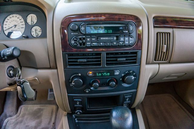 2004 Jeep Grand Cherokee Limited Reseda, CA 25