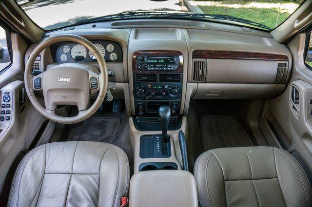 2004 Jeep Grand Cherokee Limited Reseda, CA 18