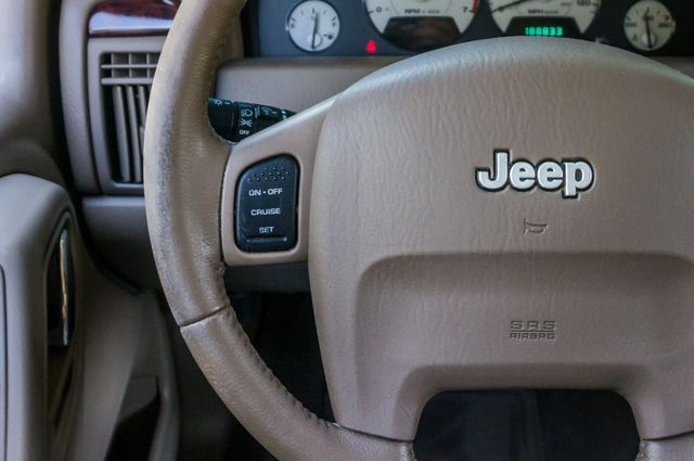 2004 Jeep Grand Cherokee Limited Reseda, CA 20