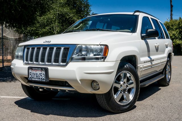 2004 Jeep Grand Cherokee Limited Reseda, CA 38
