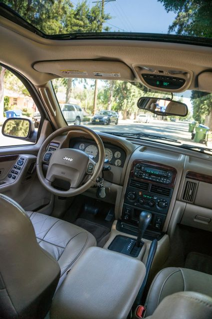 2004 Jeep Grand Cherokee Limited Reseda, CA 34
