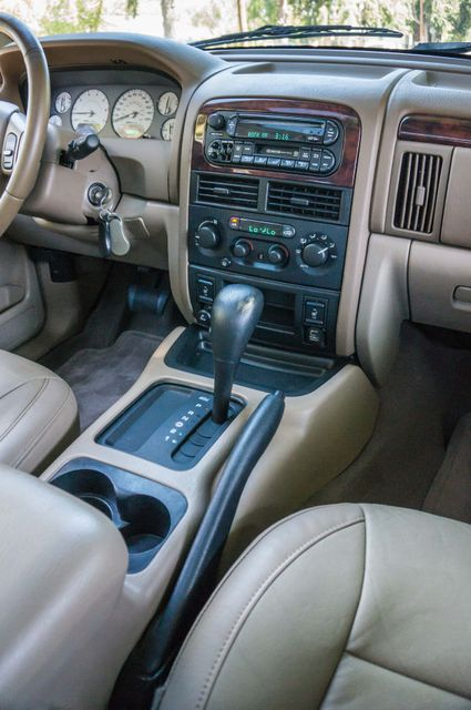 2004 Jeep Grand Cherokee Limited Reseda, CA 22