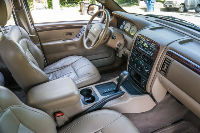 2004 Jeep Grand Cherokee Limited Reseda, CA 32