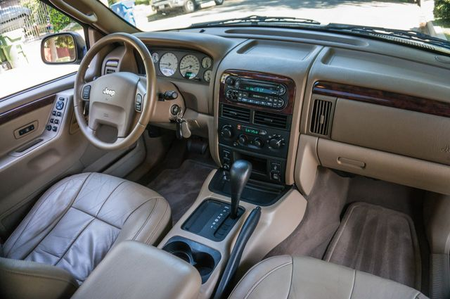 2004 Jeep Grand Cherokee Limited Reseda, CA 33