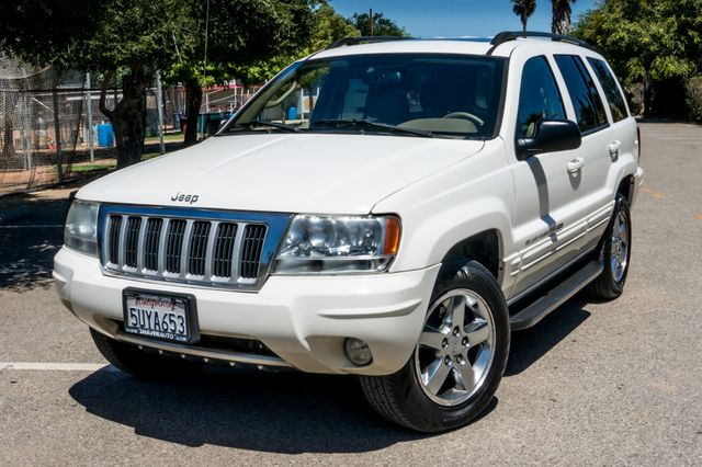 2004 Jeep Grand Cherokee Limited Reseda, CA 39