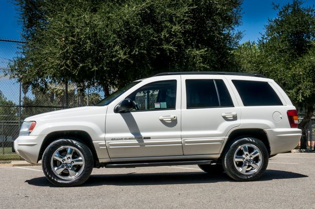 2004 Jeep Grand Cherokee Limited Reseda, CA 4