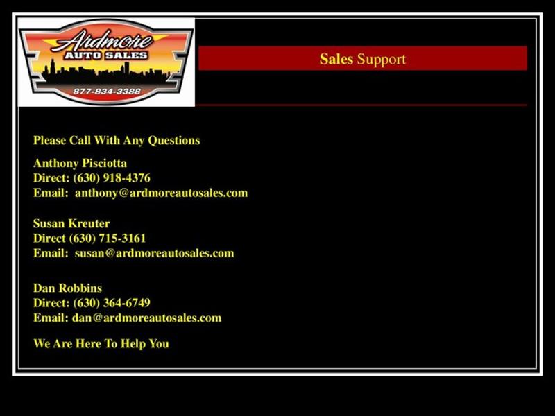 2004 Jeep Grand Cherokee Overland  city Illinois  Ardmore Auto Sales  in West Chicago, Illinois