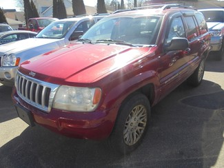 2004 Jeep Grand Cherokee Limited in West Springfield, MA