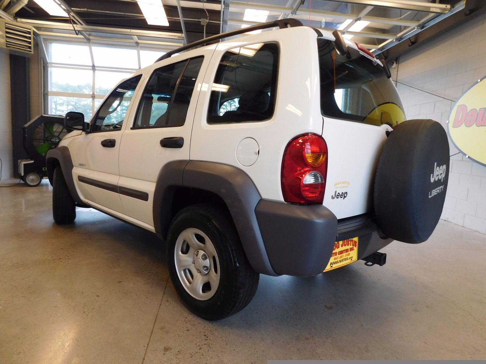 2004 jeep liberty sport city tn doug justus auto center inc