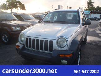 2004 Jeep Liberty Sport Lake Worth , Florida