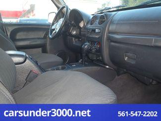 2004 Jeep Liberty Sport Lake Worth , Florida 5